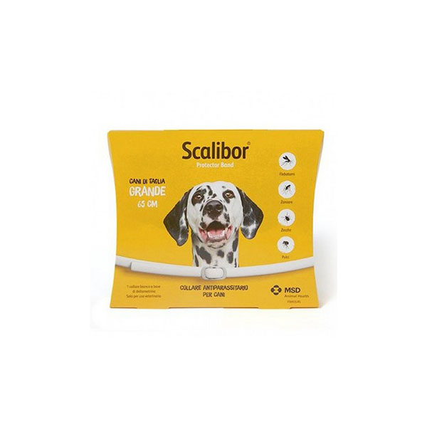 Foto principale Collare Antiparassitario per Cani Scalibor Taglia Grande 65cm