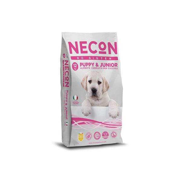 Foto principale Crocchette per Cani Cuccioli Necon Puppy & Junior 12kg