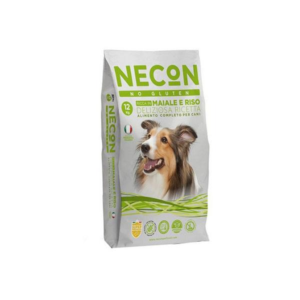 Foto principale Crocchette per Cani Necon Gusto Maiale e Riso 12kg