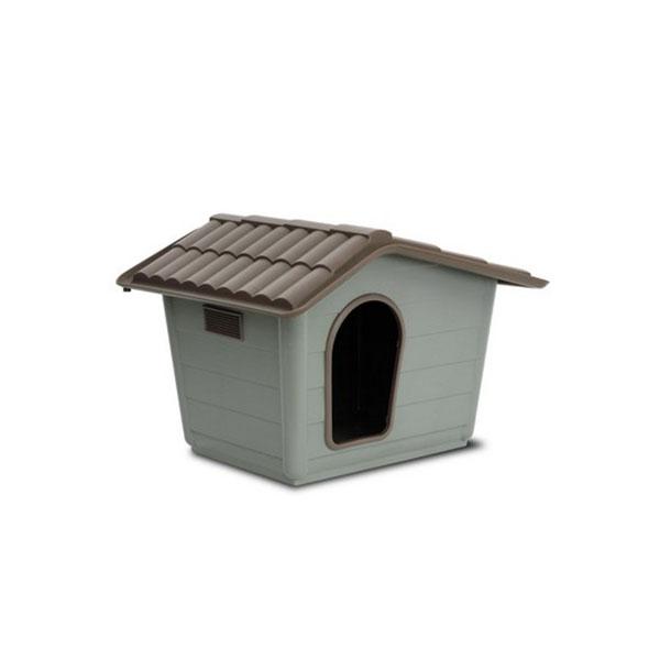 Foto principale Cuccia per Cani in Plastica Riciclata Farm Company Ecoline da Esterno 99x70x75cm