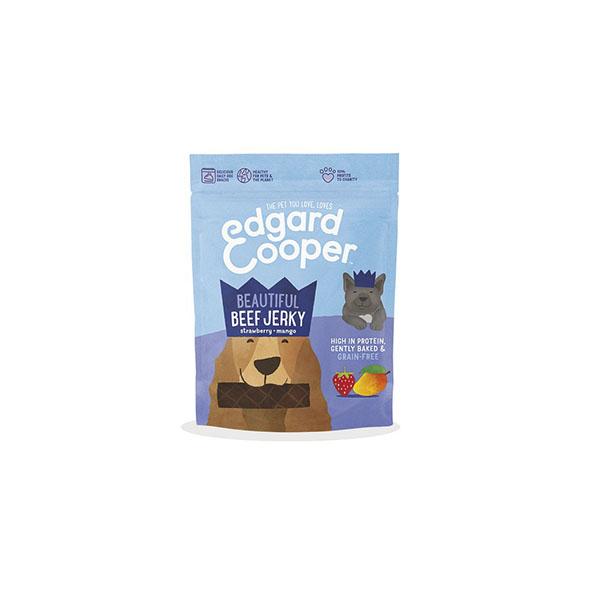 Foto principale Snack per Cani Edgard & Cooper Gusto Manzo 150gr