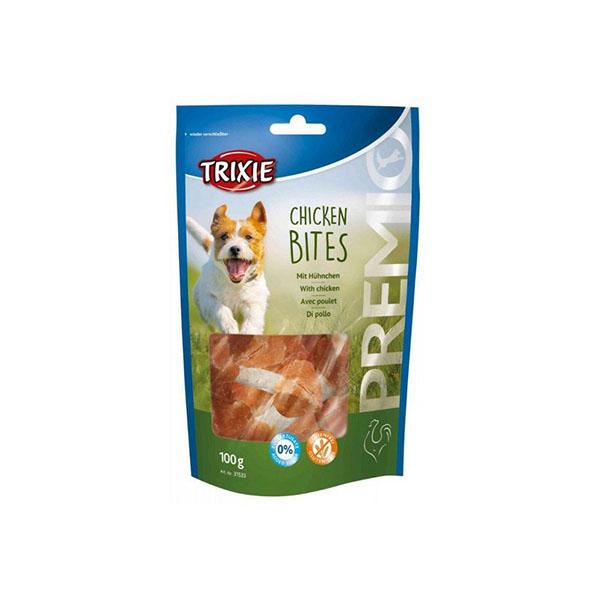 Foto principale Snack per Cani Trixie Premio Chicken Bites Gusto Pollo 100gr