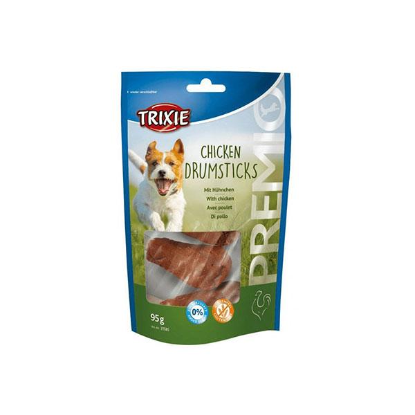 Foto principale Snack per Cani Trixie Premio Chicken Drumsticks Gusto Pollo 95g