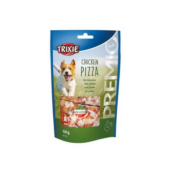 Foto principale Snack per Cani Trixie Premio Chicken Pizza Gusto Pollo e Pizza 100gr