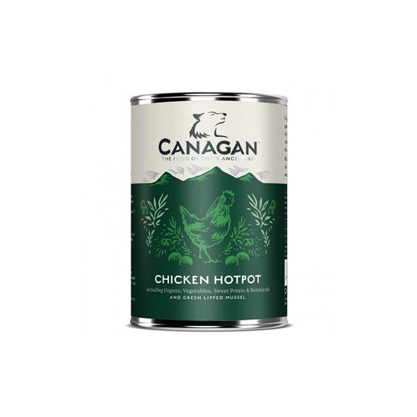 Foto principale Cibo Umido per Cani Canagan Chicken Hotpot Gusto Pollo 400gr