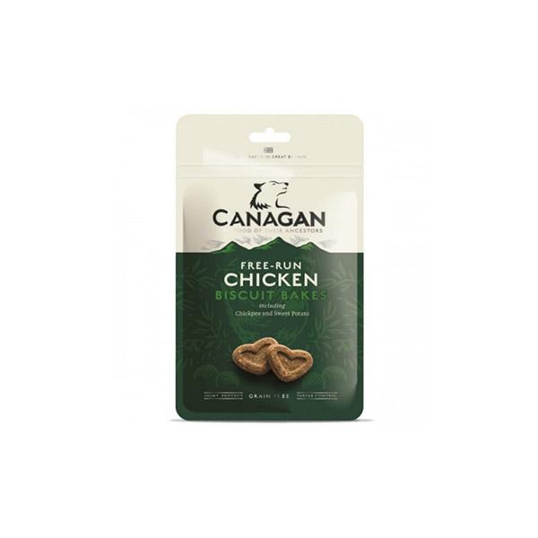 Foto principale Snack per Cani Canagan Free Run Chicken Biscuit Bakes Gusto Pollo 150gr